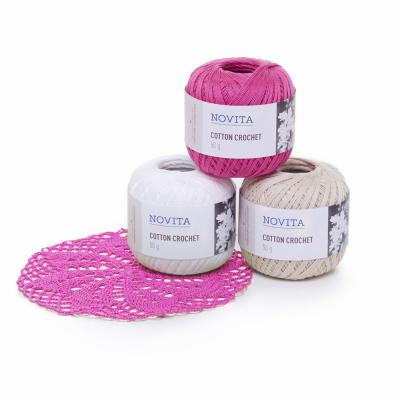 Novita Cotton Crochet