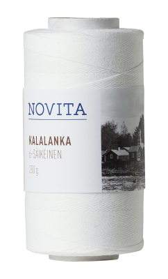 Novita Kalalanka 6-ply 011 white