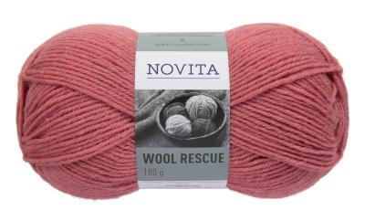 Novita Wool Rescue-528 flower bud