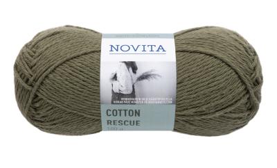Novita Cotton Rescue-395 juniper