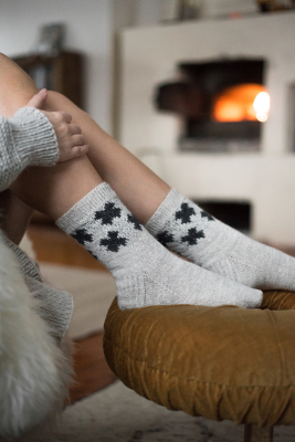 Novita Nalle: Neva socks