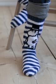 Moominpappa socks Novita Muumitalo