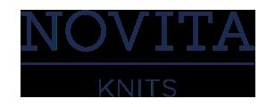 NOVITA KNITS - nordic yarns store logo