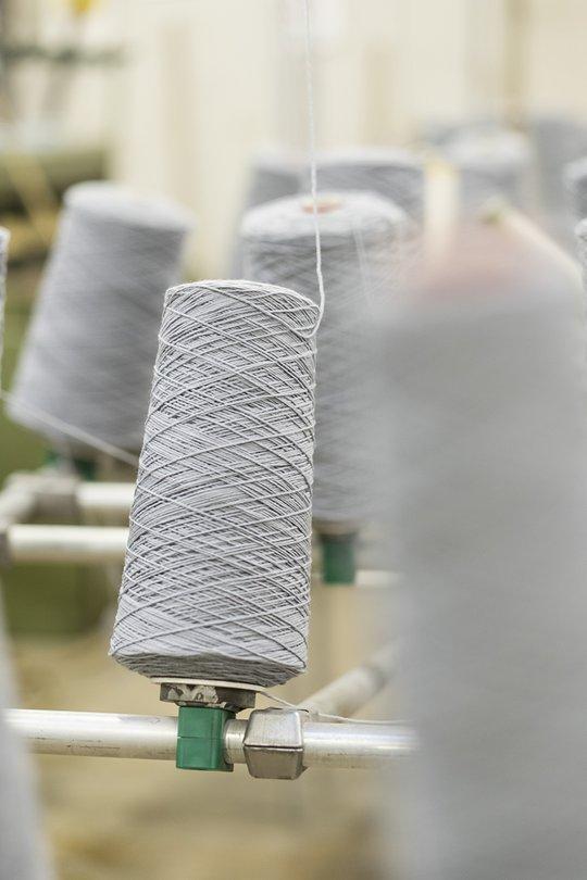 Ull: från fiber till garn