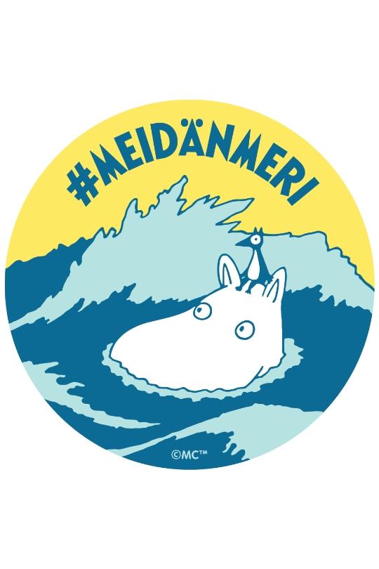 Novita mukana #MEIDÄNMERI -kampanjassa