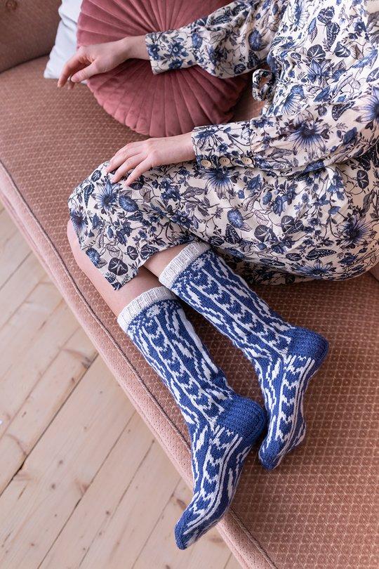 The Nordic way: Wool socks