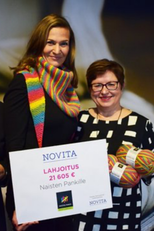 Knit Women Livelihood!