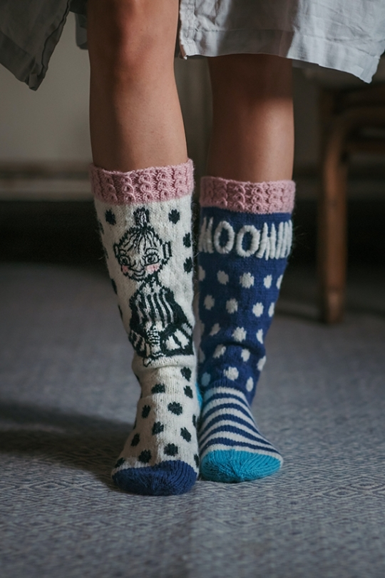 Novita Launches a New Collection of Moomin Yarns
