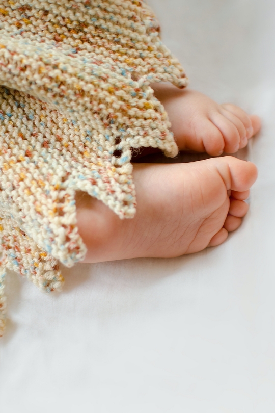 The Nordic Way: Baby knits