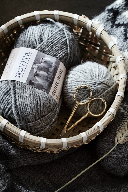New Yarn Labels: Classic, Natural, and Seasonal
