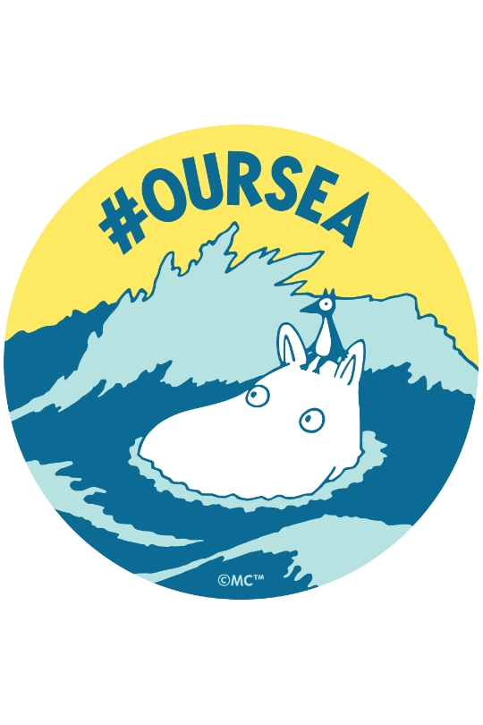 Novita is a proud partner of #OURSEA Campaign
