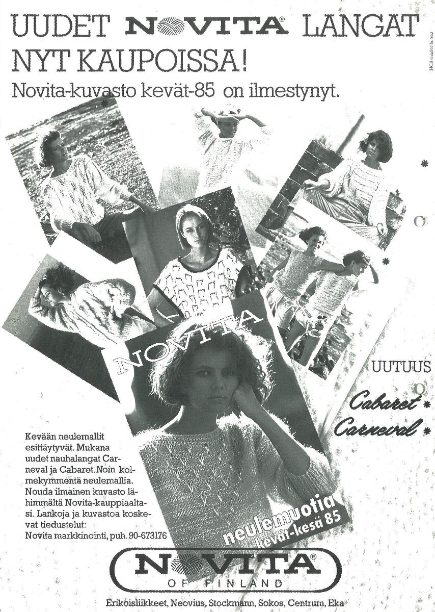Novita 90 år