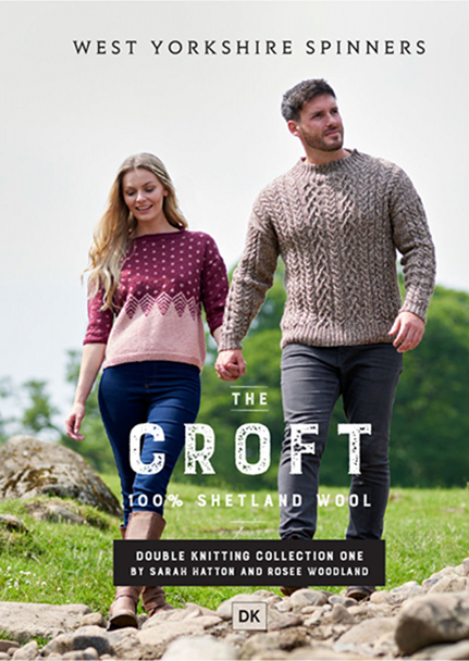 the_croft___dk___pattern_book___double_knitting_collection_one___cover